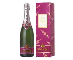 Champagner Springtime Brut Rosé in Geschenkverpackung, 0,75 l
