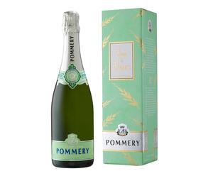 Champagner Summertime Blanc de Blancs in Geschenkverpackung, 0,75 l