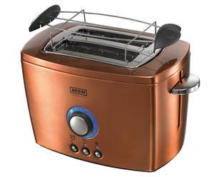 Toaster Nobilis Cooper-Style, B 30 cm