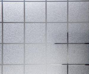 Selbstklebende Fensterfolie Square, 45 x 200 cm