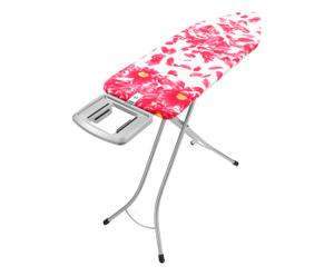 Bügelbrett Pink Santini mit Dampfstopmulde, B 160 cm