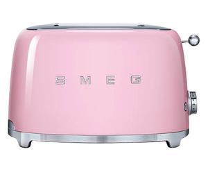 2-Scheiben-Toaster 50`s Retro Style, cadillac pink, B 31 cm