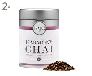 Tee Harmony Chai, 2 Stück, je 50 g, 50 g