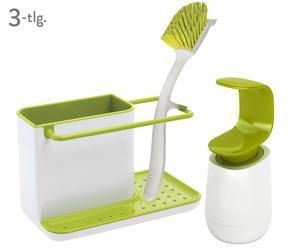 Spül-Set Kitchen Sink Set, 3-tlg., Verschiedene Größen