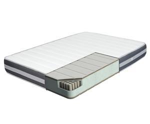 7-Zonen Taschenfederkernmatratze Ronald, Härtegrad weich, 140 x 200 cm