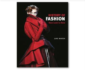 Coffee Table Book History Of Fashion