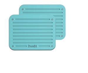 Toaster-Zubehör Architect, 2 Stück, azurblau