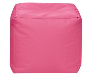 Sitzwürfel Fred, pink, B 40 cm
