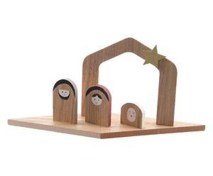 1x Holz-Krippenset, 591326