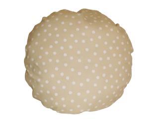 Kissenbezug Dots II, Ø 45 cm