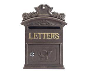 Deko-Briefkasten Letters
