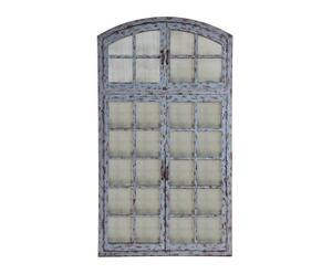 Deko-Fenster Toscana, H 177 cm