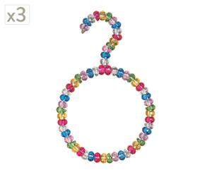 Kleiderbügel-Set Confettis Petit, 3 Stück