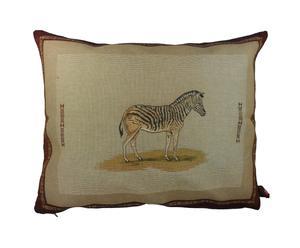 Handgefertigtes Kissen BAOBAB, 40 x 50 cm