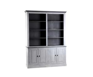 Bücherschrank Rideau, B 164 cm