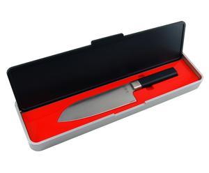 Santoku-Messer EVERCUT, L 28 cm