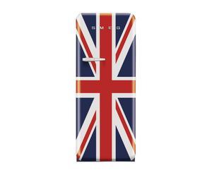Kühlschrank Union Jack mit Gefrierfach , B 60 x T 68 x H 151 cm
