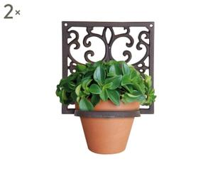 Pflanzenhalter Francesca, 2 Stück