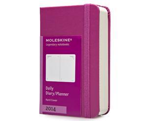 Tageskalender 2014, pink