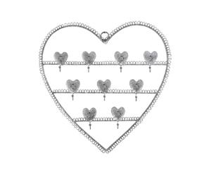 Wandhaken Heart