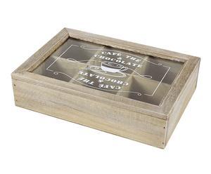 Aufbewahrungsbox Femmine, B 24 cm