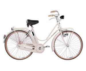 Damen-Fahrrad VIAGGIO, beige, 26 Zoll