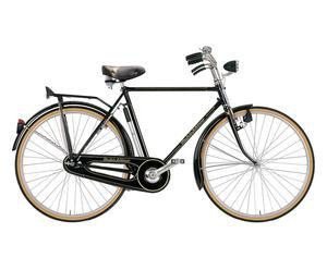 Herren-Fahrrad VIAGGIO, schwarz, 28 Zoll
