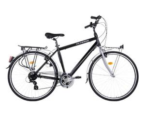 Herren-Fahrrad LUXURY, 28 Zoll, 24-Gang