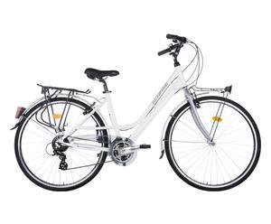 Damen-Fahrrad LUXURY, 28 Zoll, 24-Gang