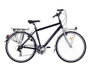 Herren-Fahrrad LUXURY, 28 Zoll, 21-Gang Shimano