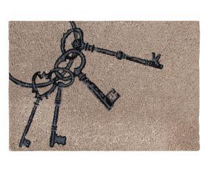 Fußmatte Key, 40 x 60 cm