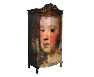 Kleiderschrank Trip Pixel, H 210 cm