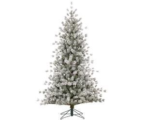 Künstlicher Weihnachtsbaum Frosted Tacoma, H 215 cm