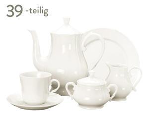 Kaffee-service Castel, 39-tlg.