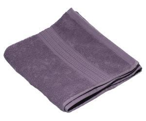 Handtuch Mark, 50 x 70, lila