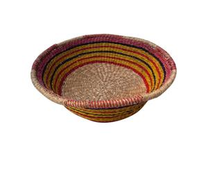 Zulu Fruit Bowl - yellow