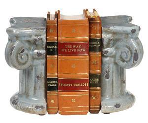 Set de 2 sujeta libros