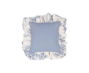 Cojín Farina Azul - 53x53 cm