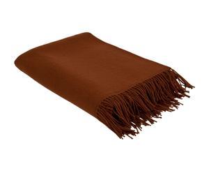 Manta - marrón