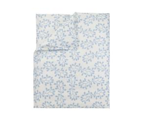 Funda nórdica Colmo azul – 155x220