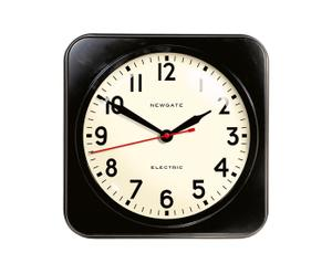Reloj de pared Mercury - negro