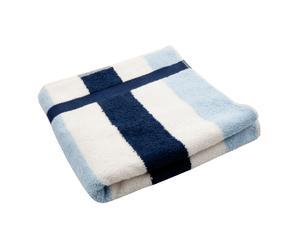 Toalla de ducha Pri Tricolor – Azul