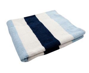 Toalla de ducha XL Pri Tricolor – Azul