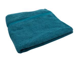 Toalla de ducha XL Princess – Azul verdoso