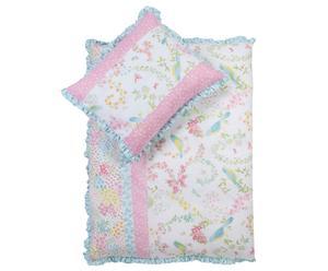 Set de ropa de cama para niños Melody - 140x200