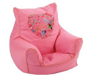 Sofá para niños - rosa
