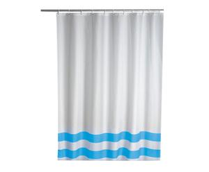 Cortina de ducha Tropic - Azul