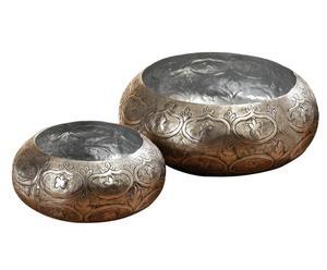 Set de 2 cuencos  Forodhani