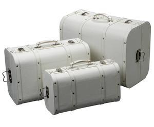 Set de 3 maletines