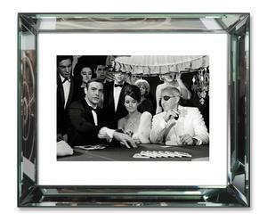 Foto Thunderball con marco de espejo – 68x88